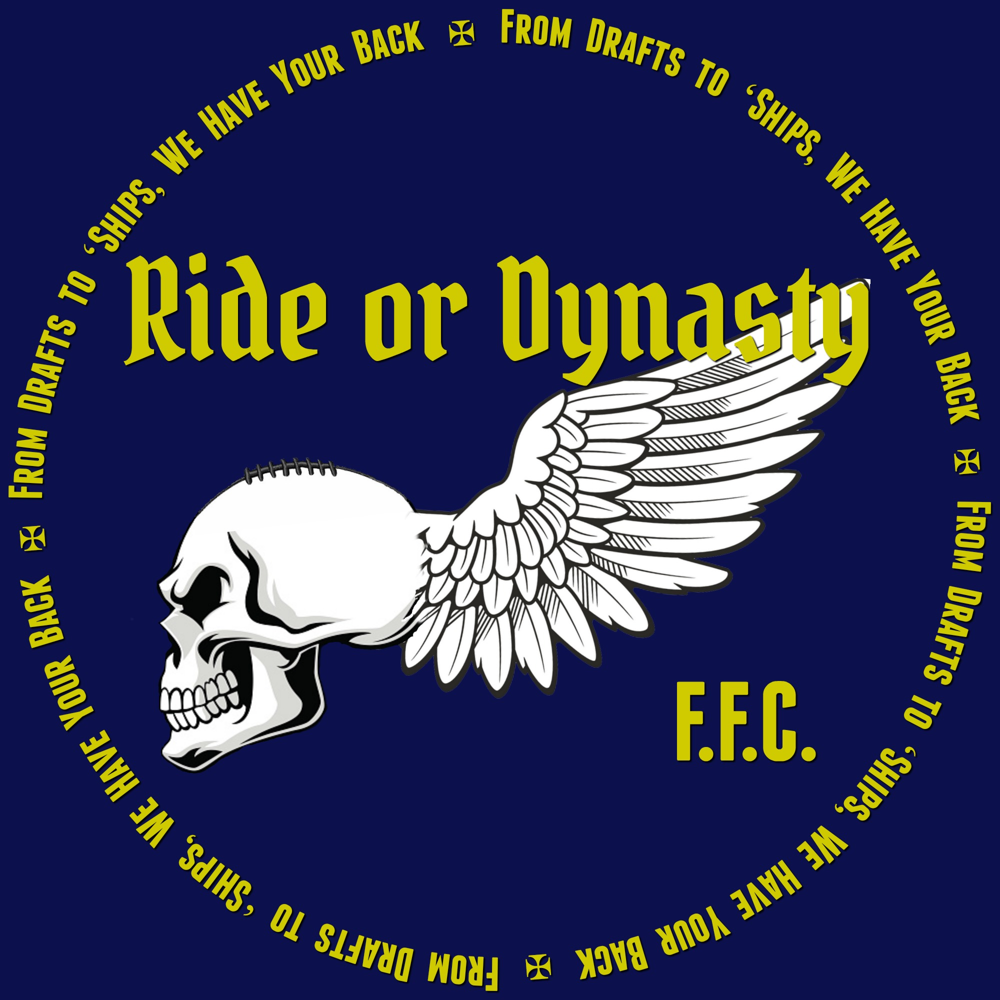 Ride or Dynasty Podcast