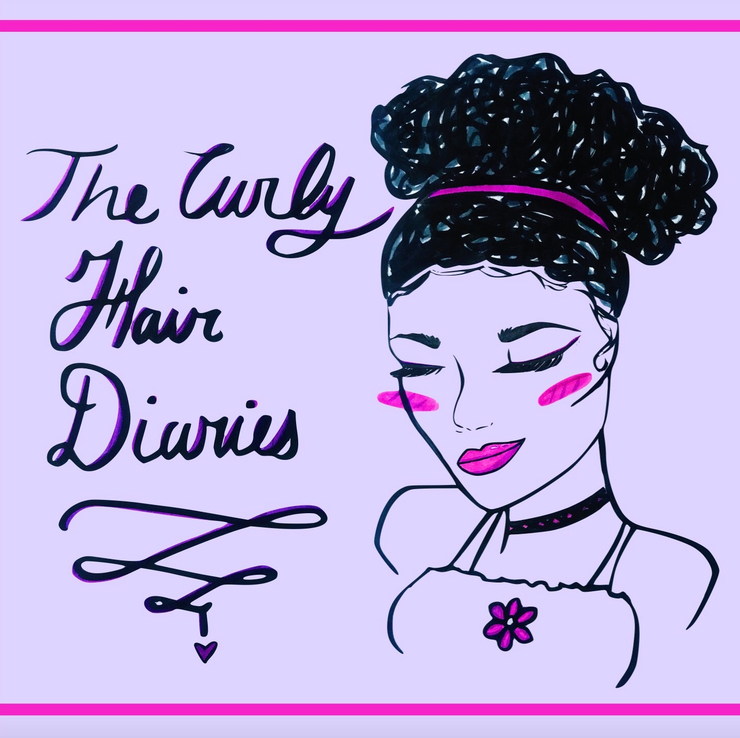 The Curly Hair Diaries Podcast