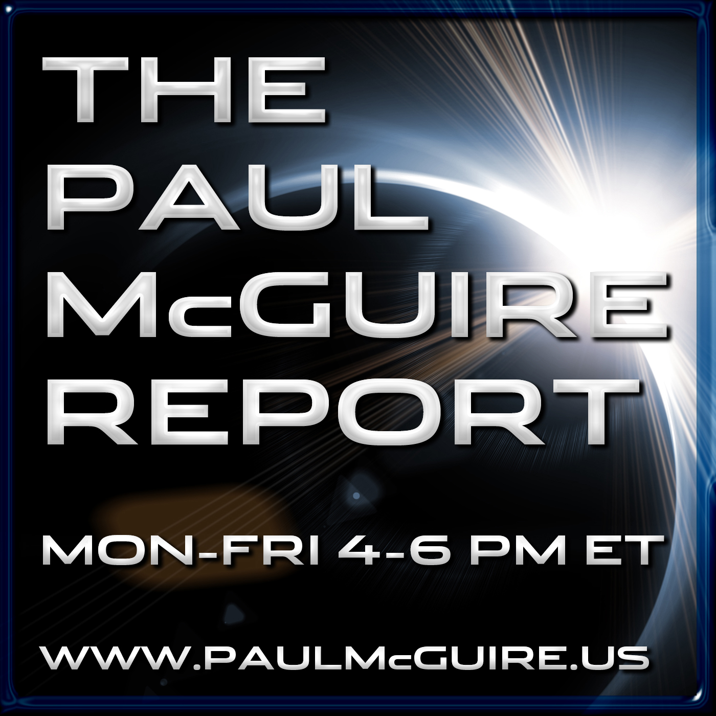 PAUL McGUIRE MINISTRIES