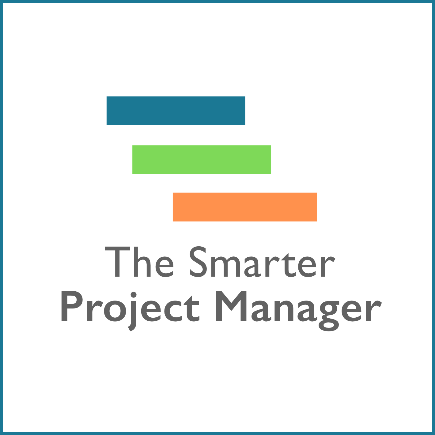The Smarter Project Manager - a project management podcast