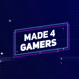 Made 4 Gamers│Hecho Para Gamers