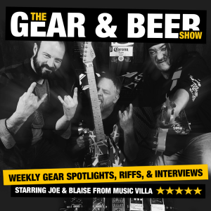 Gear & Beer Show by Music Villa