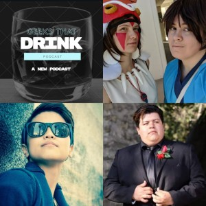 The Geeks that Drink Podcast