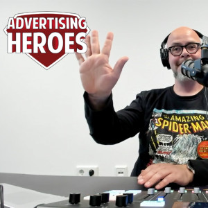 Jacarrino's Advertising Heroes - Podcast