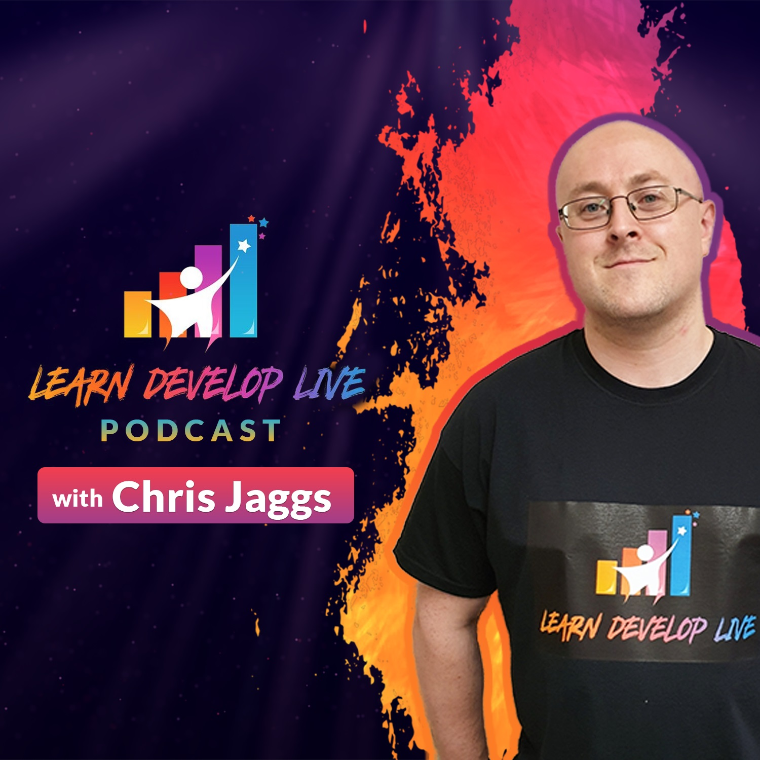 Motivation & Inspiration from Learn Develop Live with Chris Jaggs