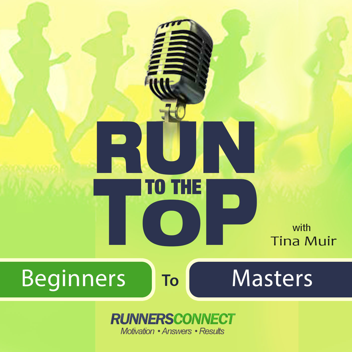 chats with Running Influencers, Researchers, Olympians, Experts & Everyday Runners