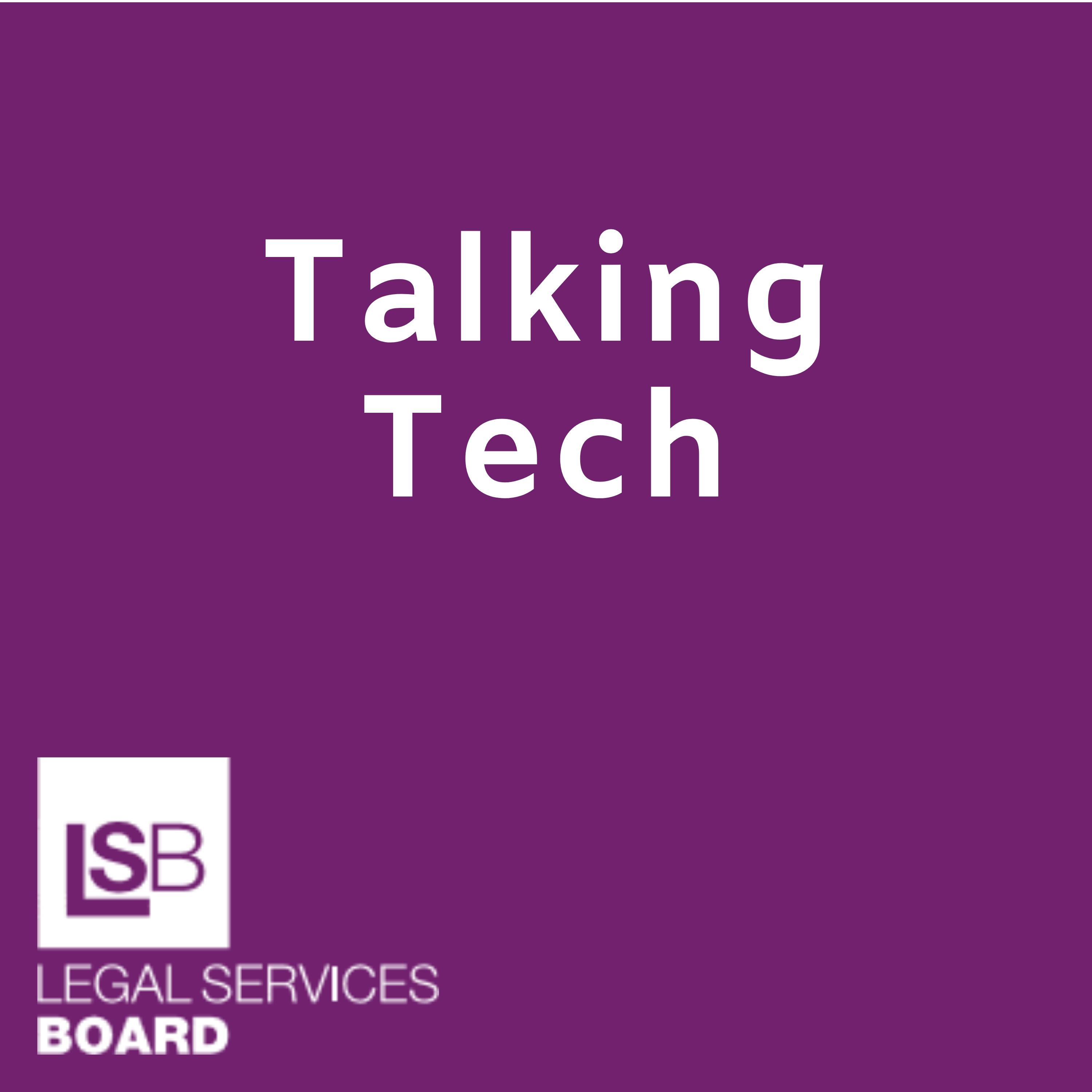 The Legal Services Board podcast