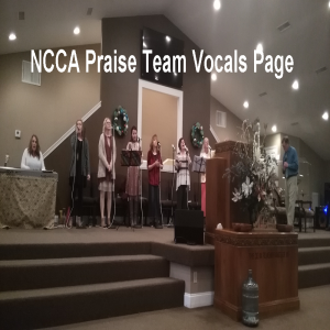 NCCA Praise and Worship