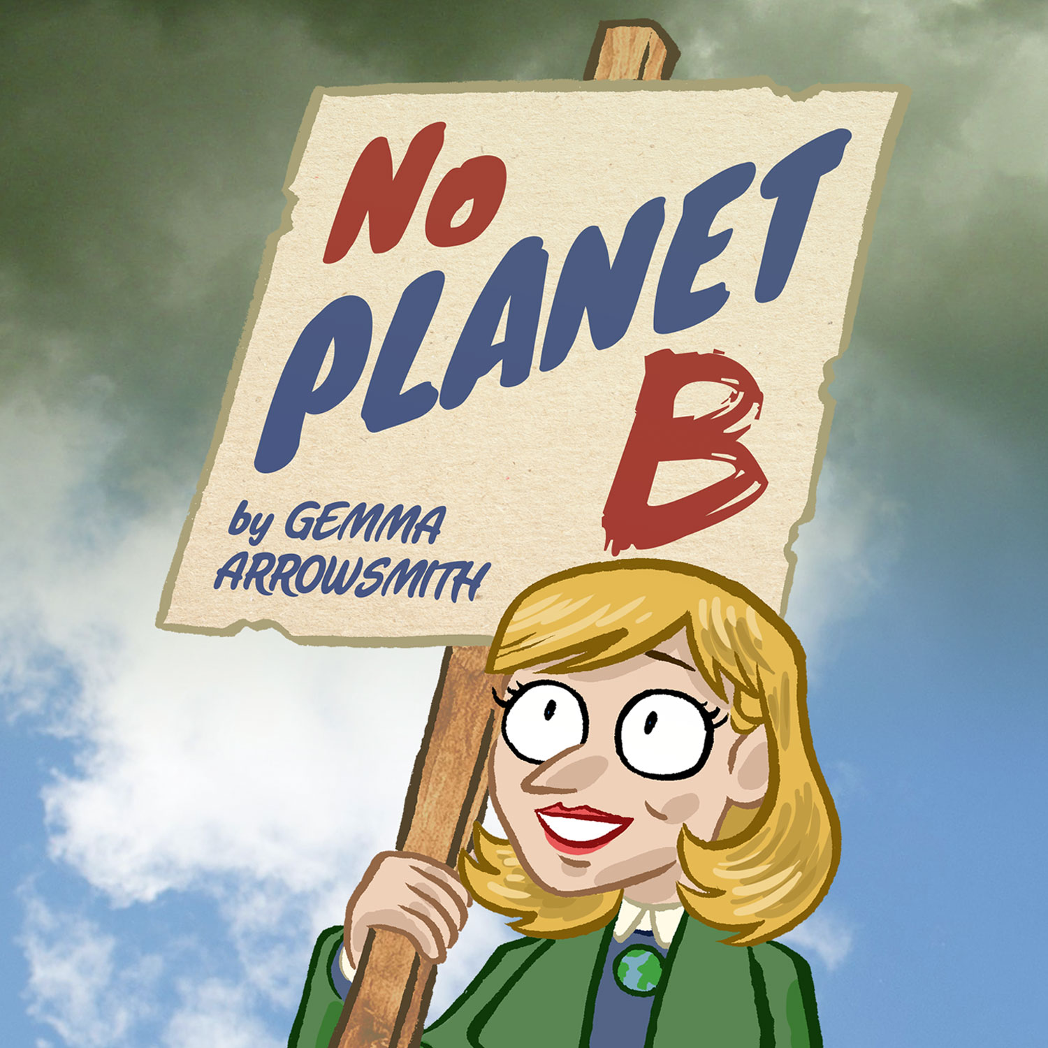 No Planet B with Gemma Arrowsmith