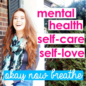 Okay Now Breathe | Mental Health, Personal Growth, Spirituality
