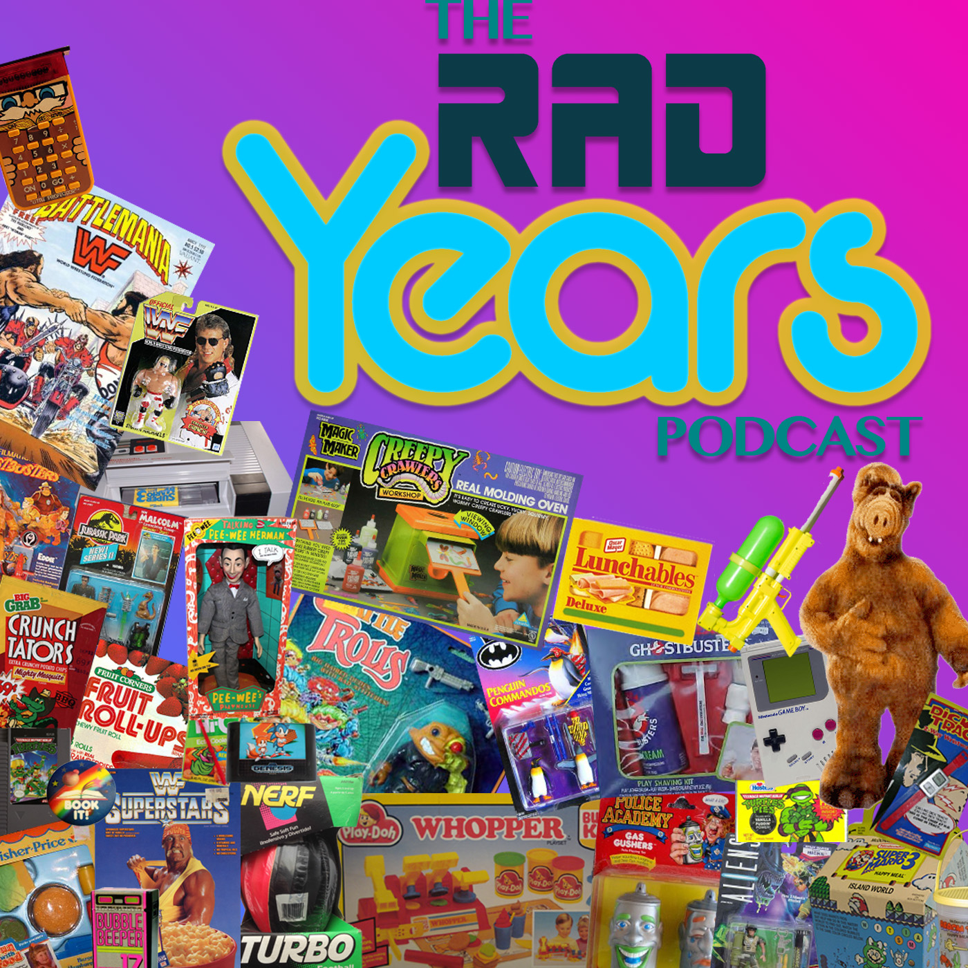 The Rad Years