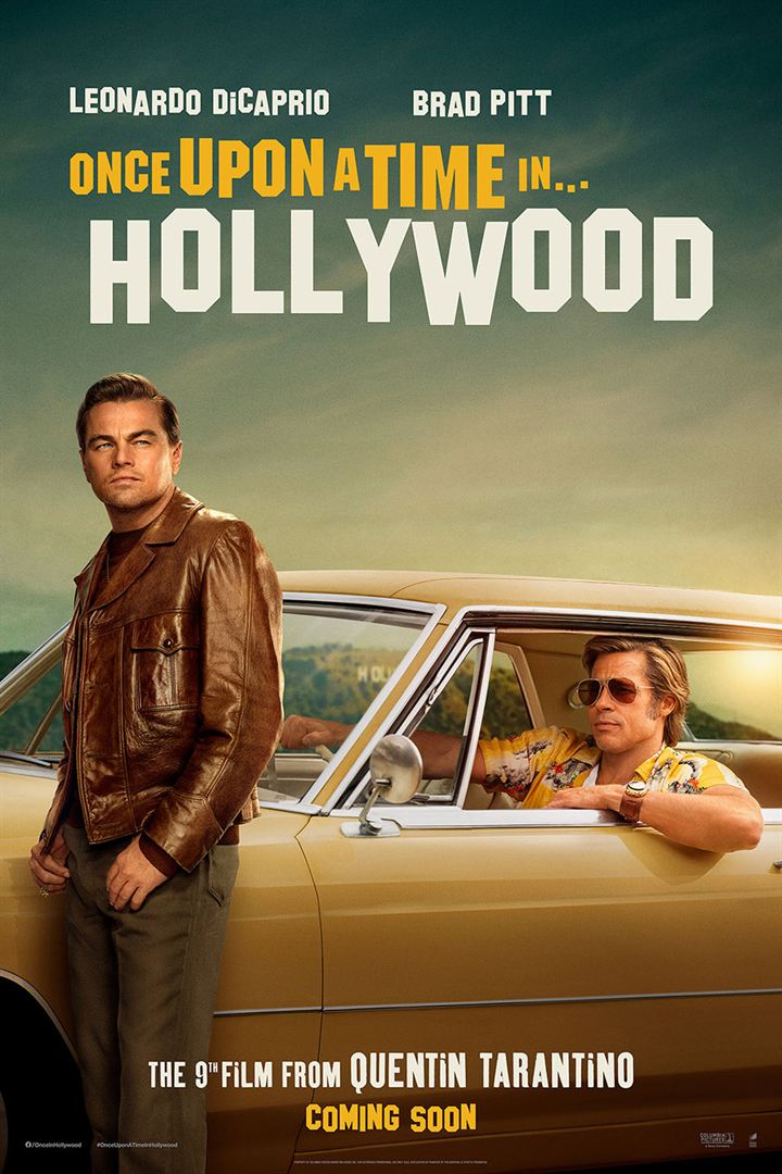 """[HD 2019!] Ganzer """"Once Upon A Time… In Hollywood"""" Stream (Deutsch)"""