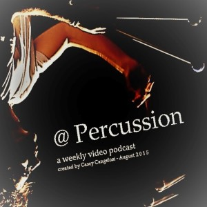The @Percussion Podcast