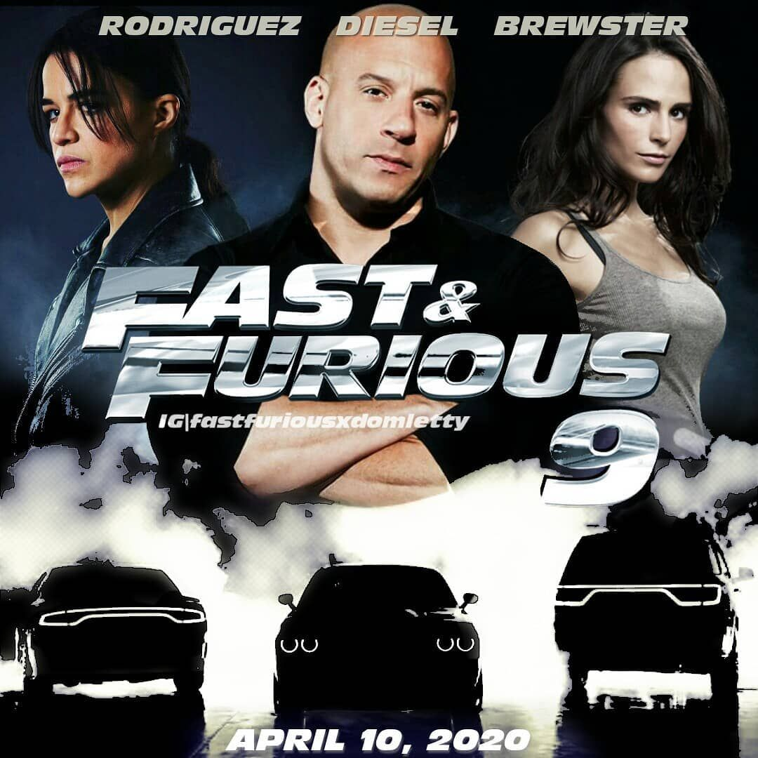 ver fast and furious 9
