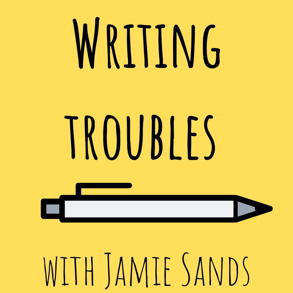 Writing Troubles podcast
