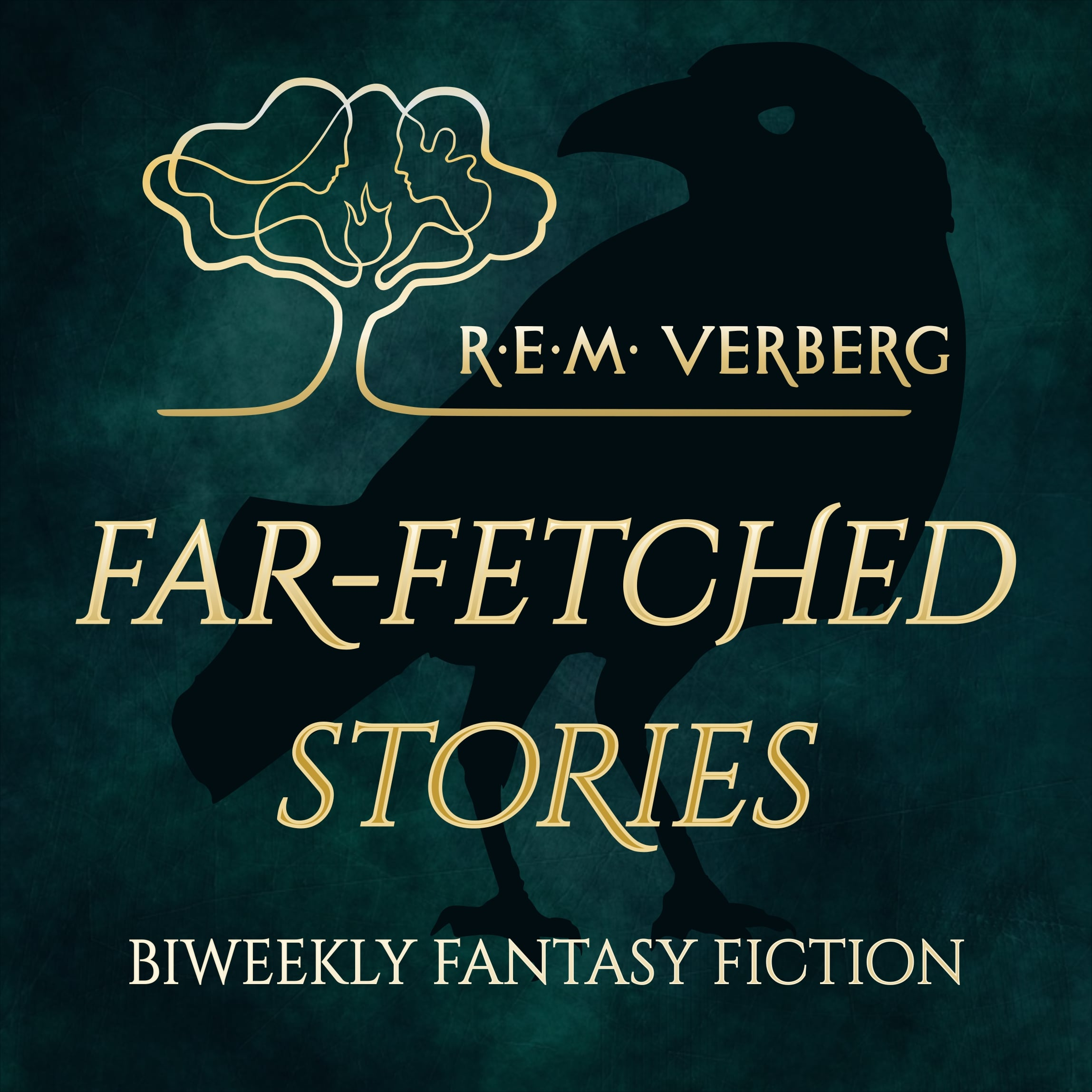 """""""    Far-Fetched Stories """" Podcast"""