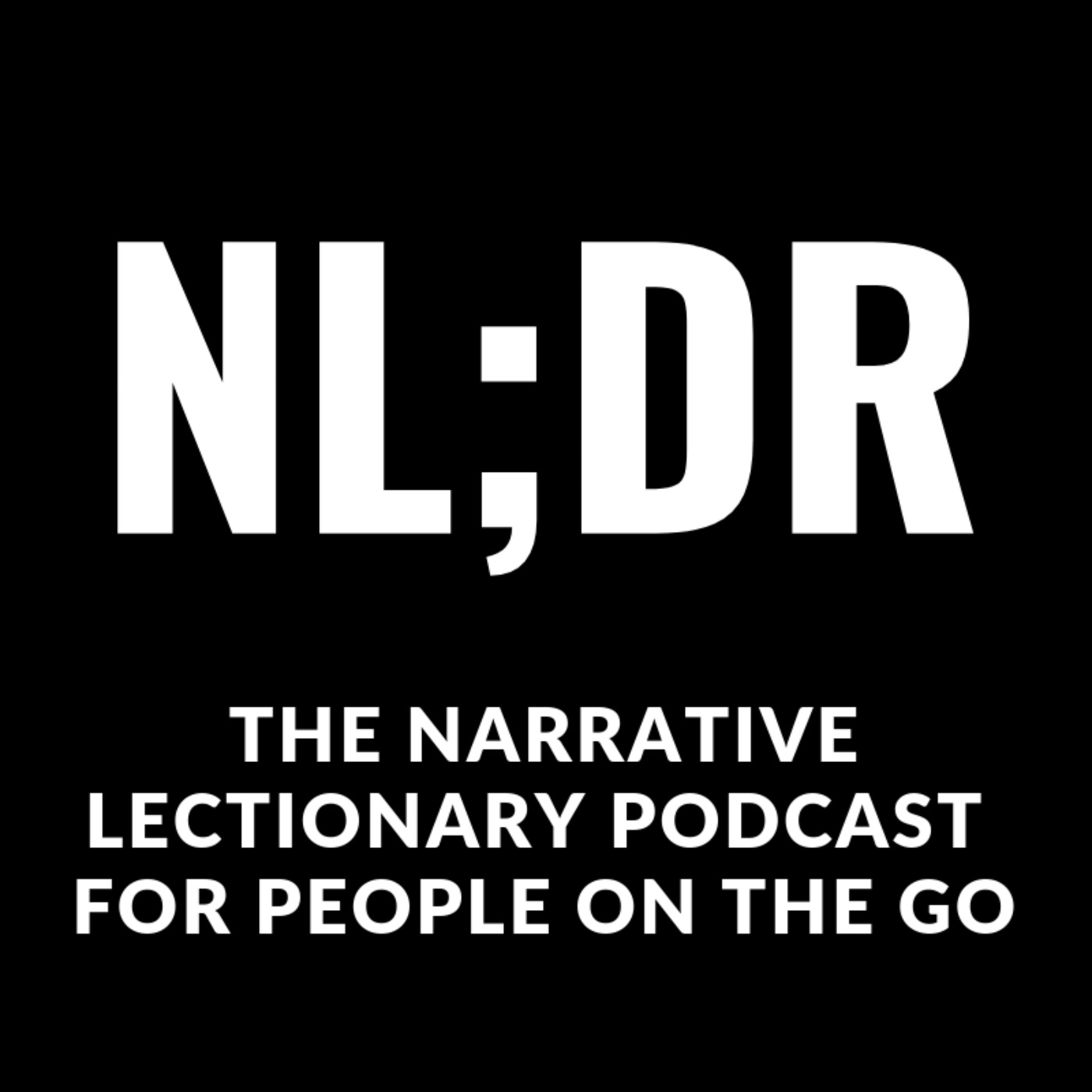 Mark 1 1 >> Nl Dr The Narrative Lectionary Podcast