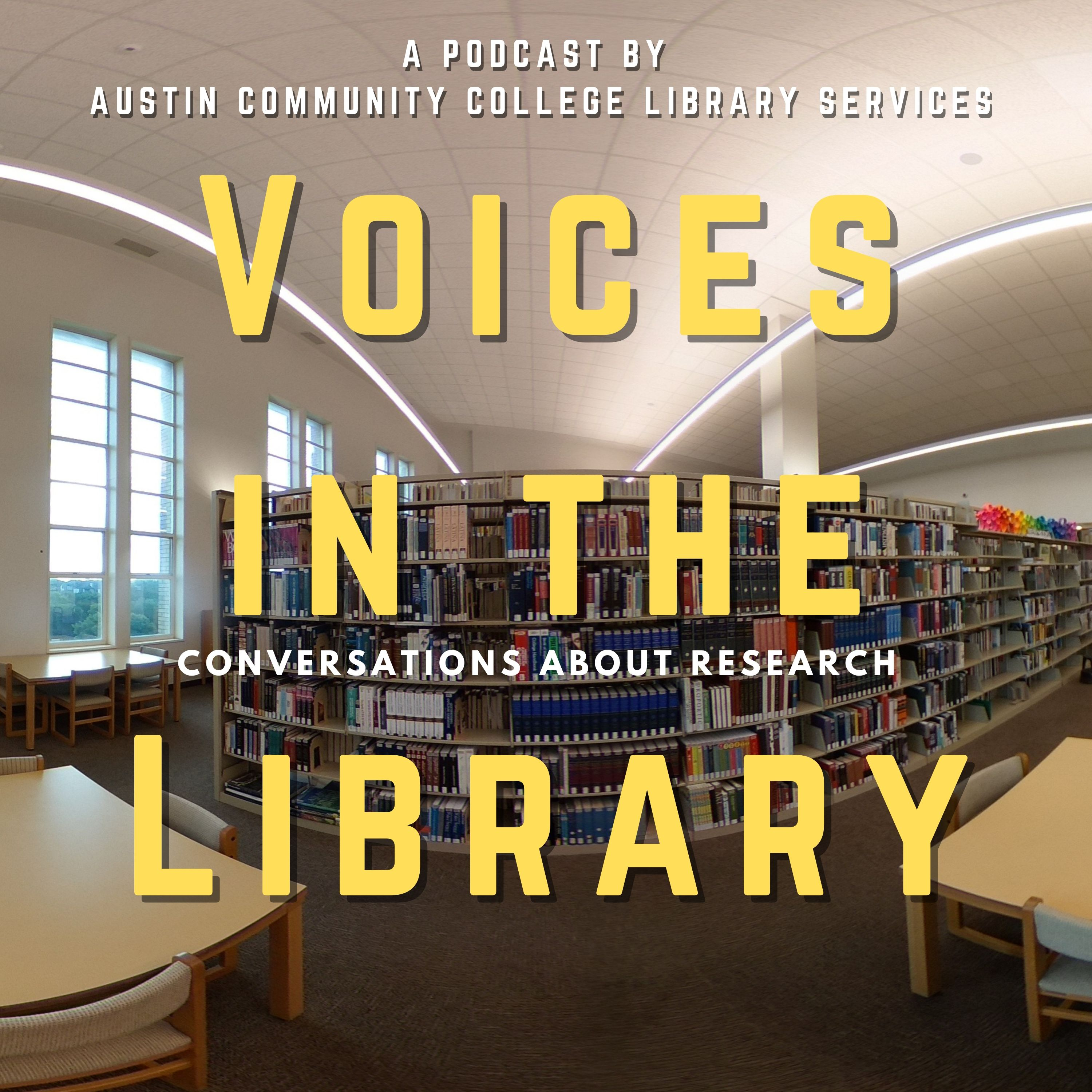 Voices in the Library