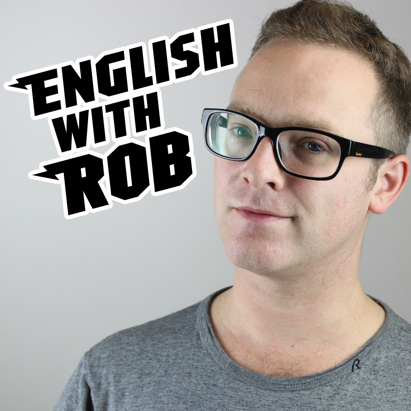 English with Rob podcast show image