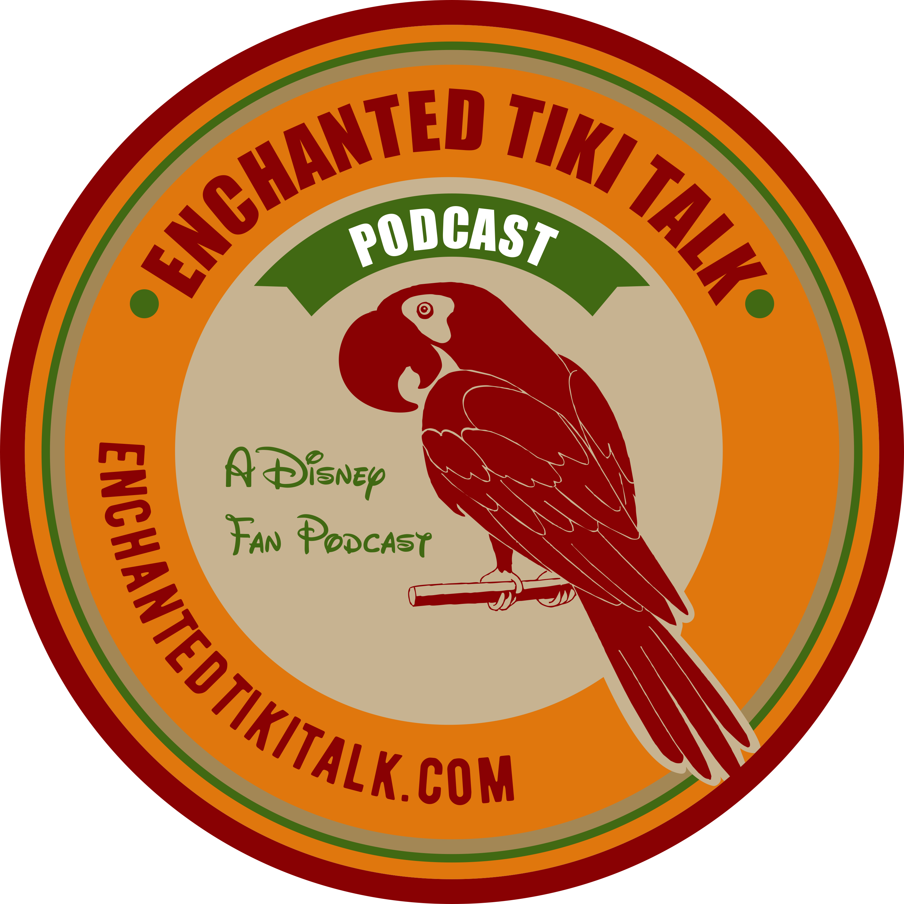 Enchanted Tiki Talk:  A Disney Fan Podcast