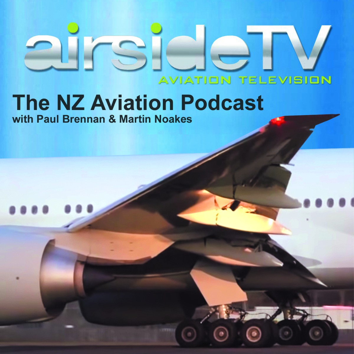 AirSide Radio: Aviation news and views
