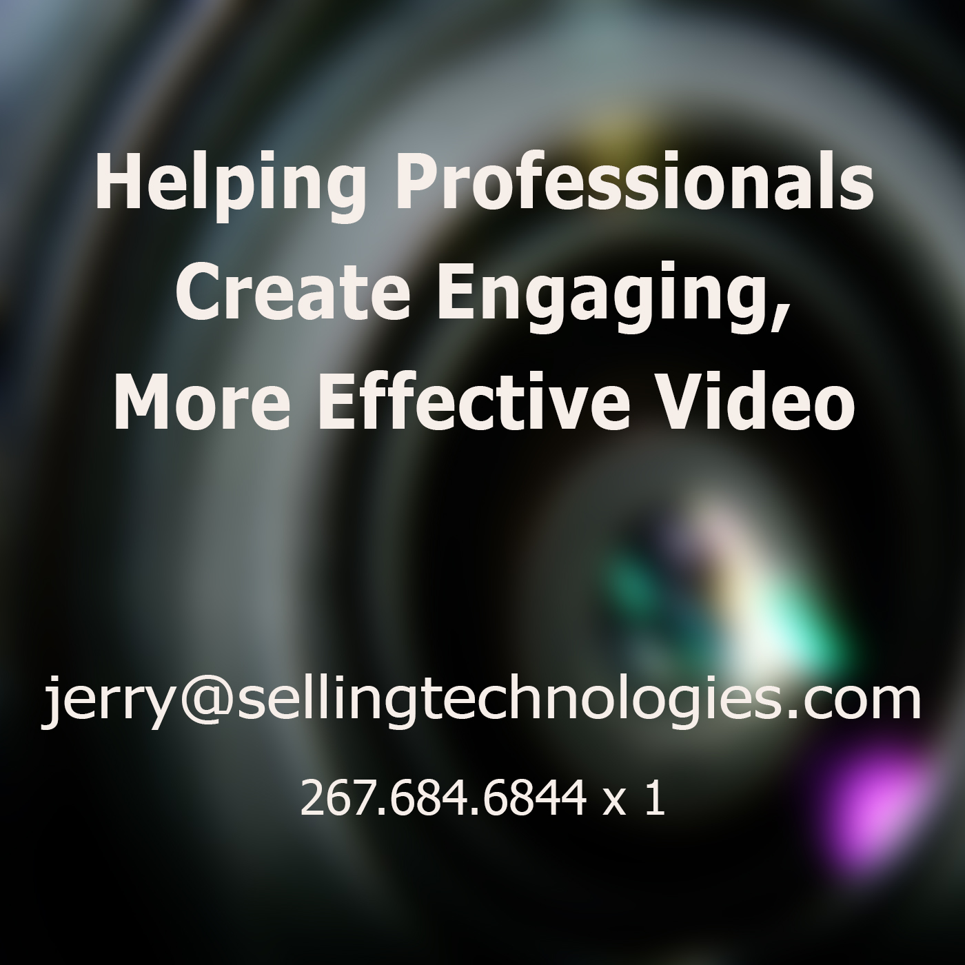 America's Business Video Coach