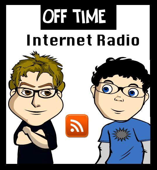 Off Time Jive- Geek News & Reviews