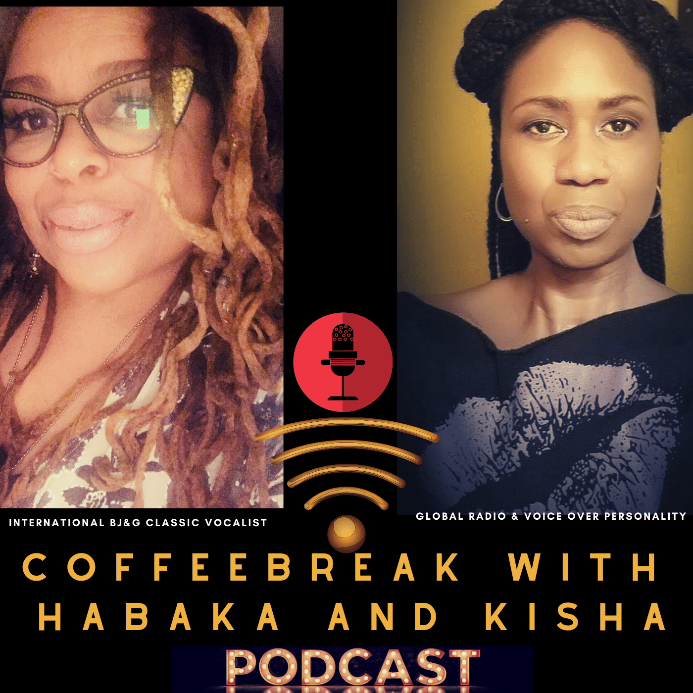 Coffee Break With Habaka And Kisha