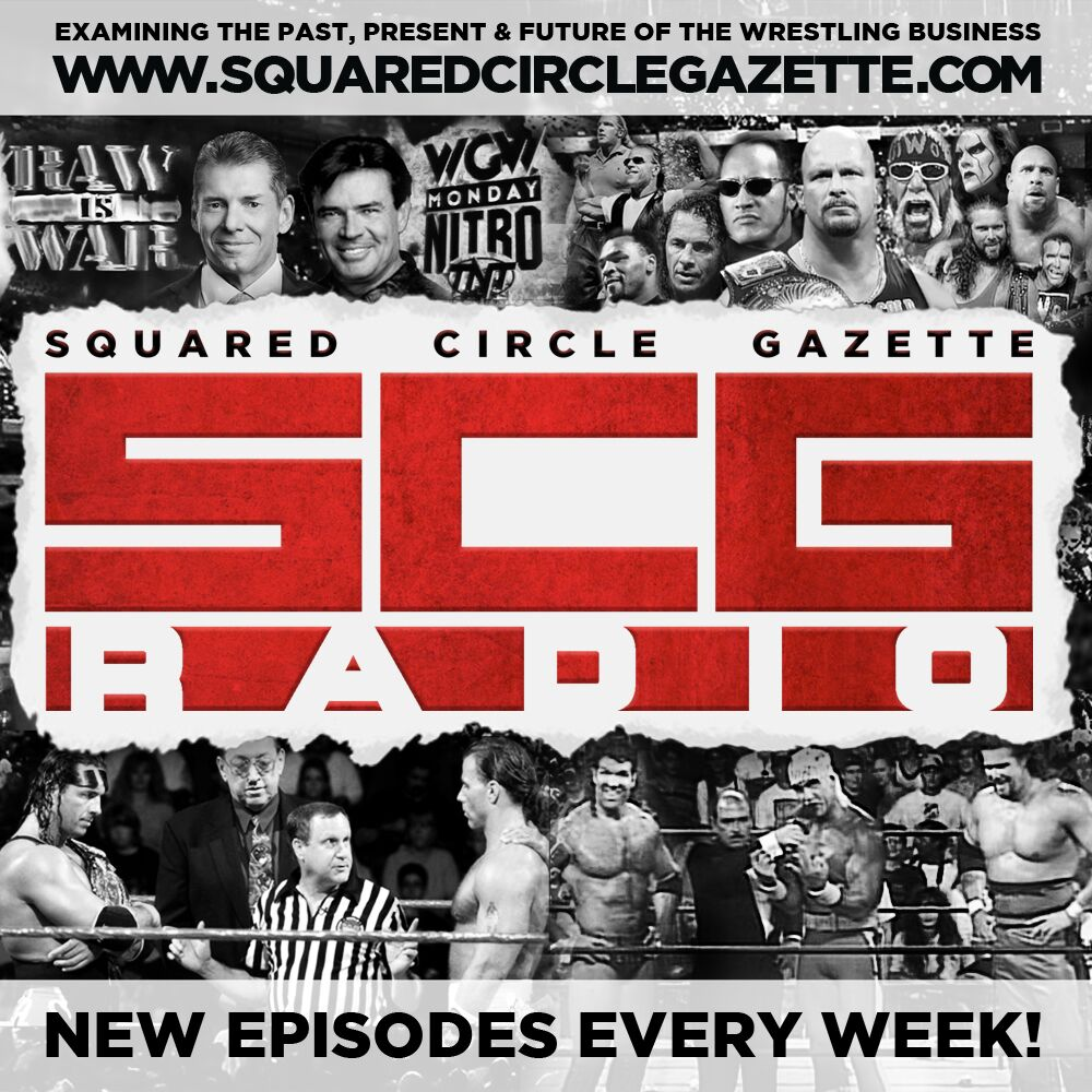 Squared Circle Gazette Radio