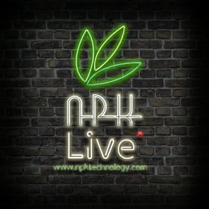 The Growers Steering Wheel: Podcast 215 - NPK Hydroponics live