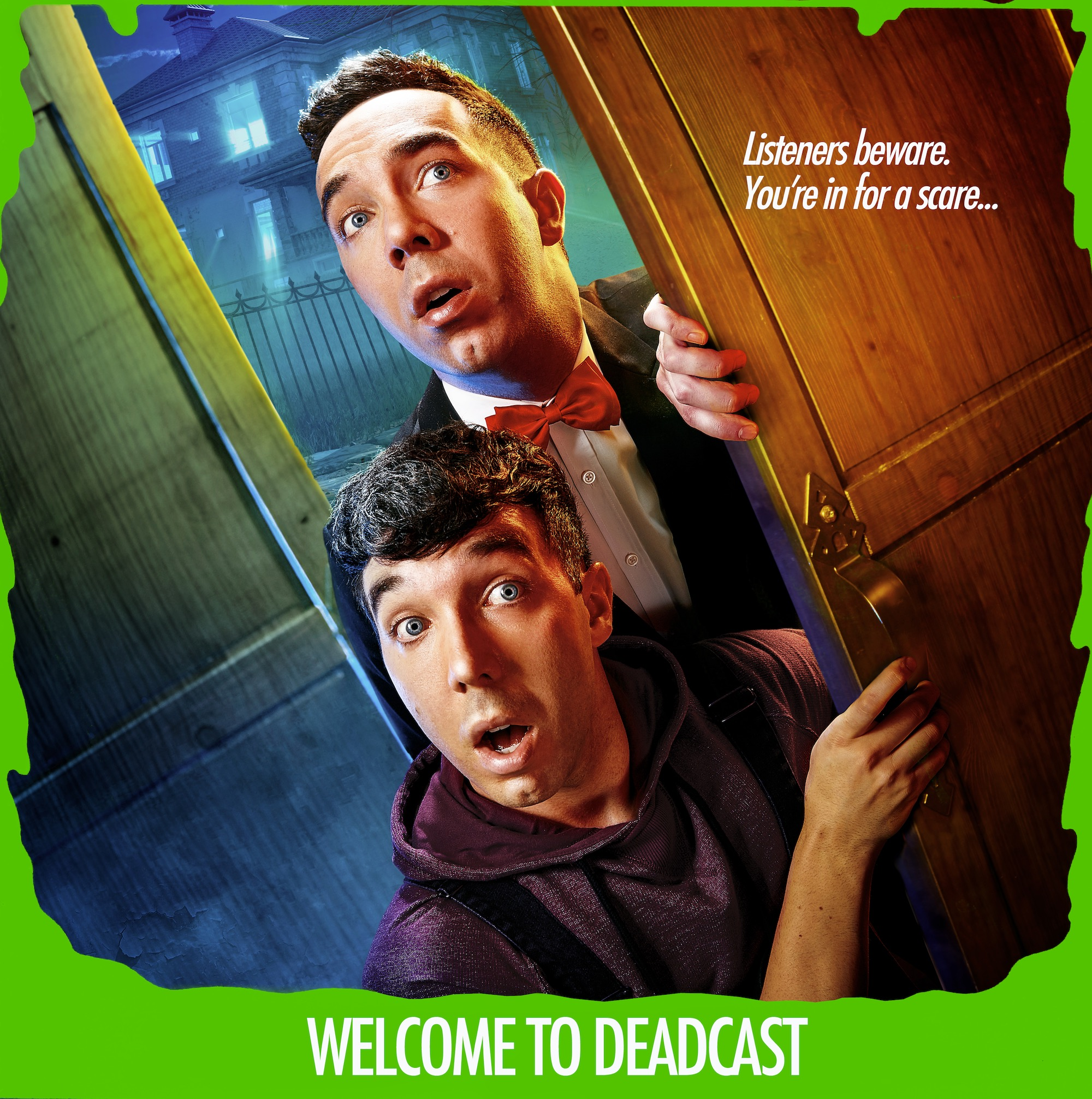 Goosebumps: Welcome to DeadCast