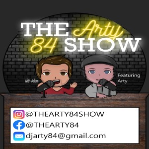 The Arty 84 Show