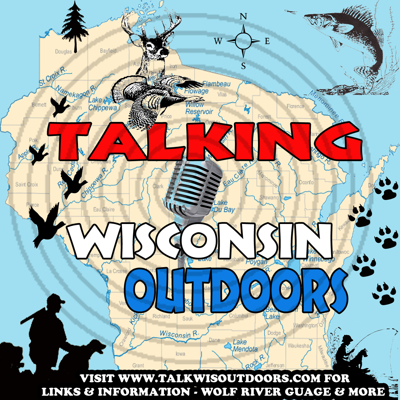 Talking Wisconsin Outdoors #73