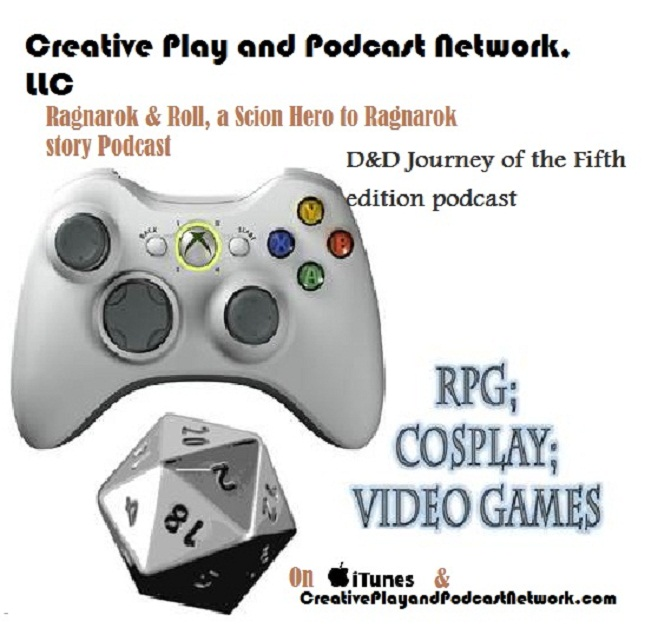 Creative Play and Podcast Network