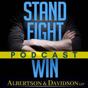 Stand Fight Win Podcast