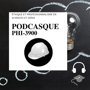PHI3900 Le podcast