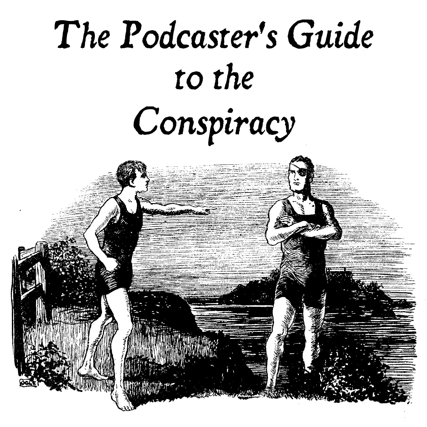 Episode 73 - The Conspiracy behind Kathryn S. Olmsted