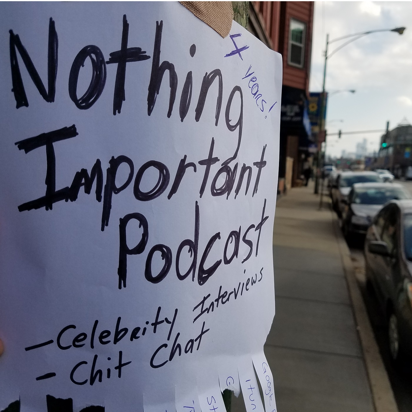 Nothing Important Podcast