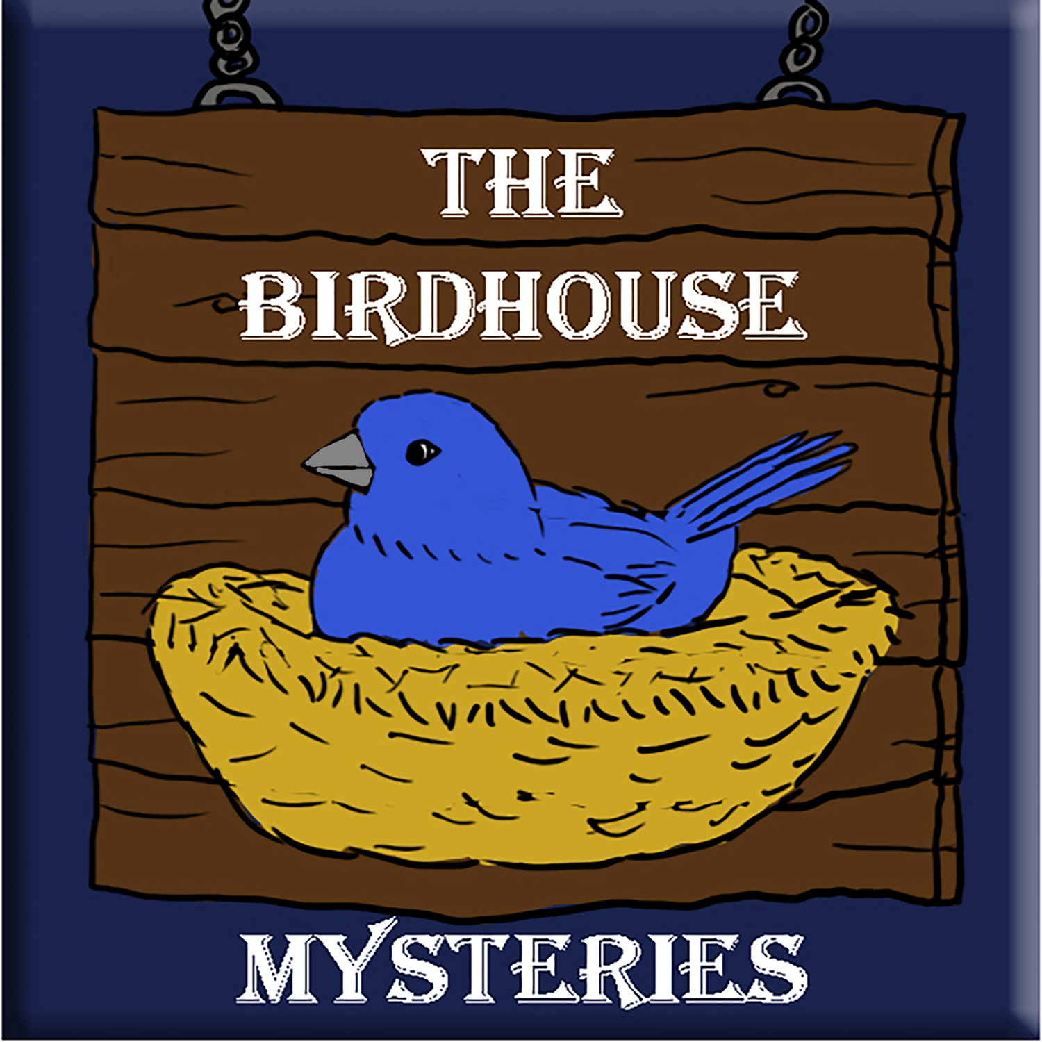 The Birdhouse Mysteries Podcast