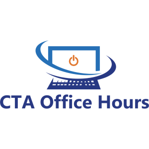 CTA Office Hours April 2020