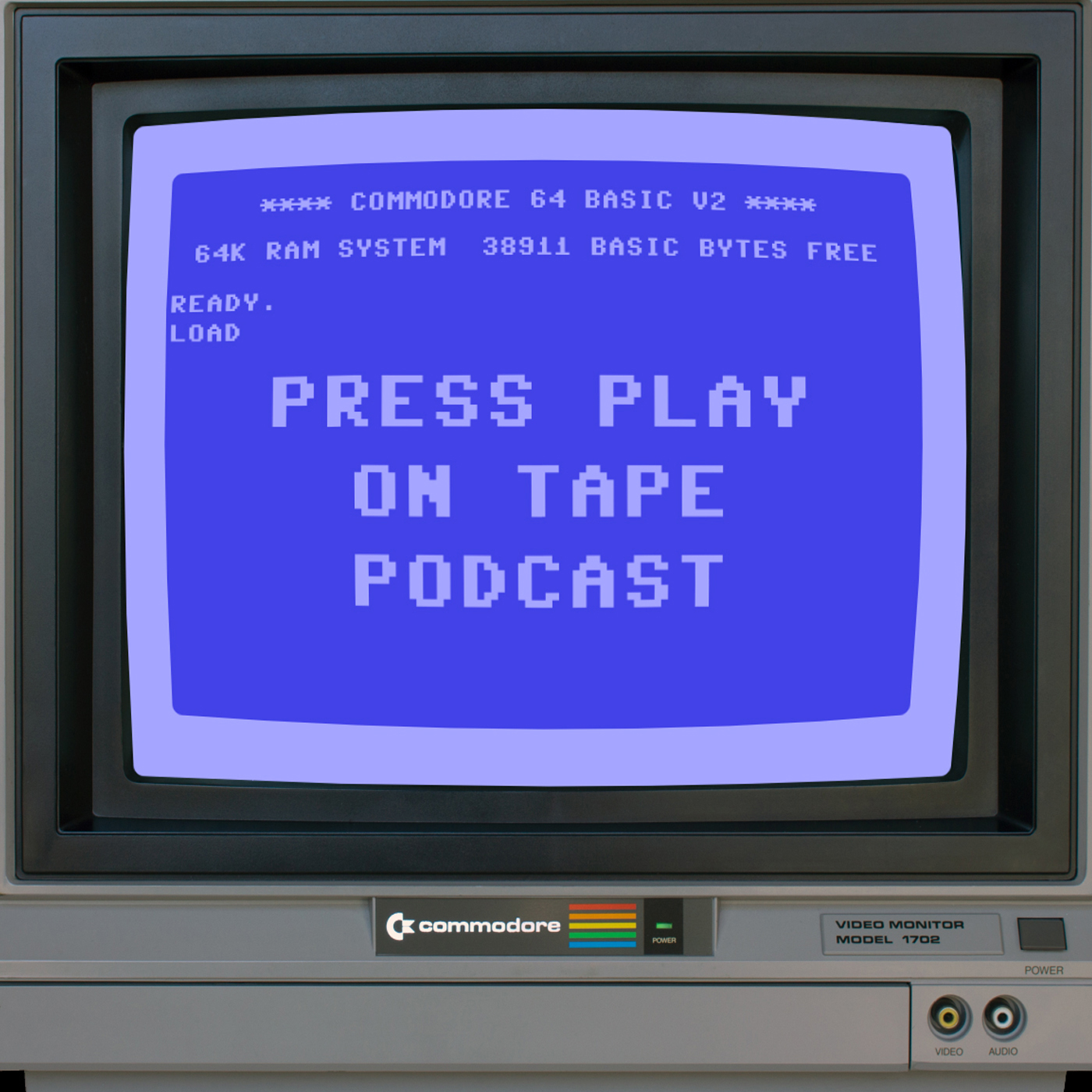 Press Play On Tape Podcast