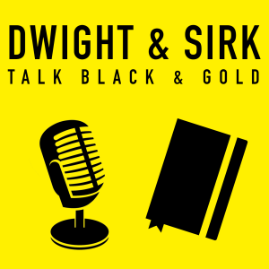 Dwight & Sirk Talk Black & Gold