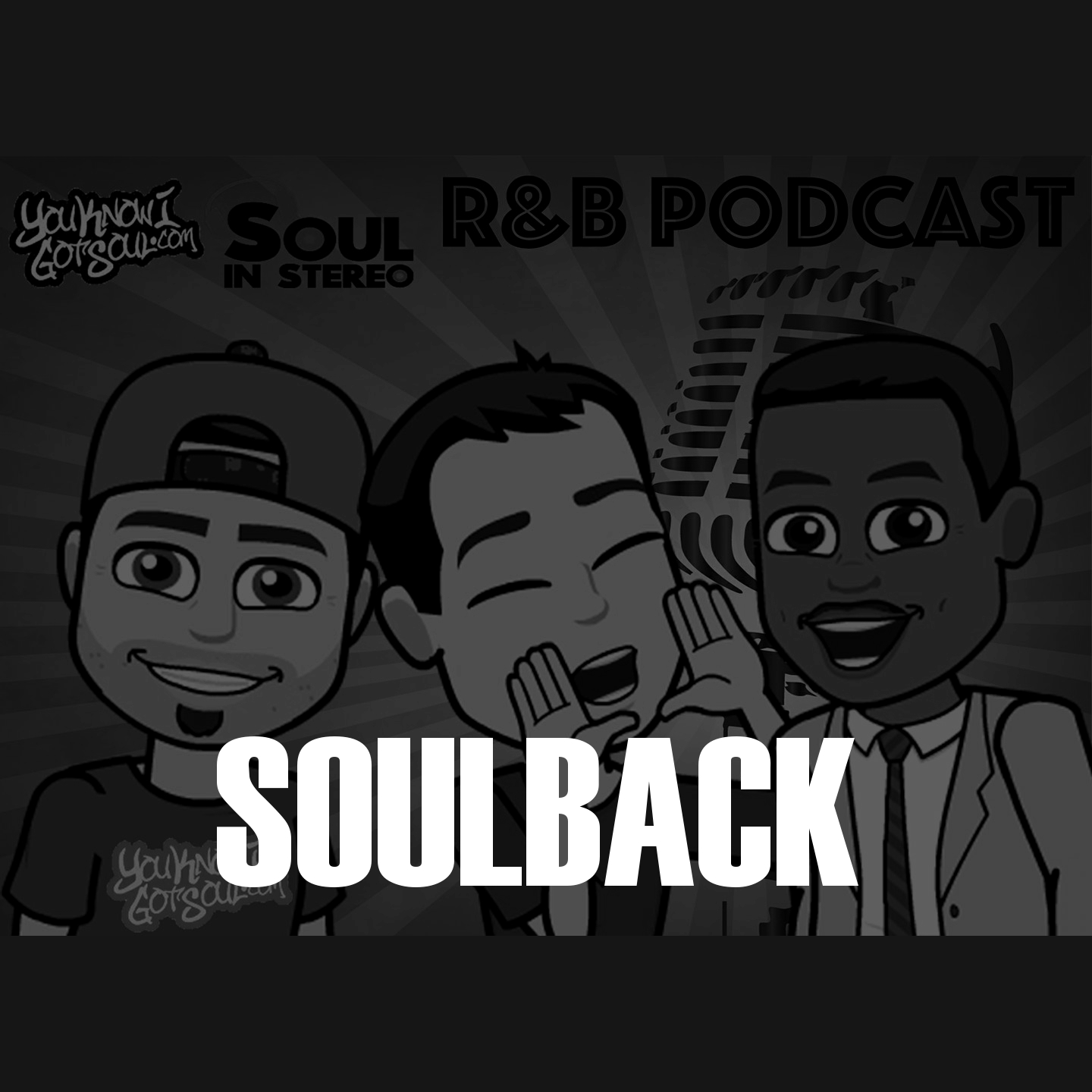 The SoulBack R&B Podcast