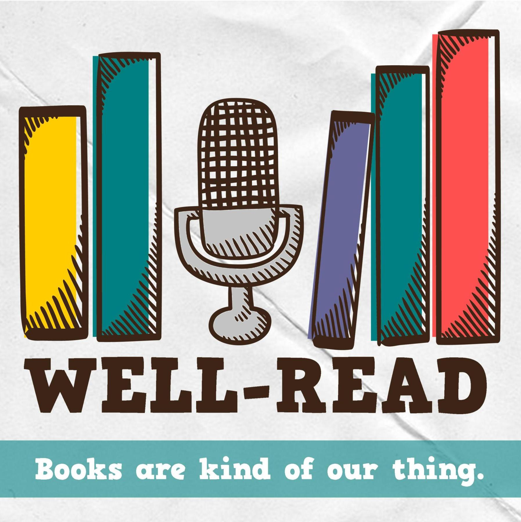 Well-Read Episode #53 - Books About Books