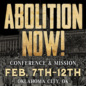 Free the States' Abolition Now! 2020 Conference Talks