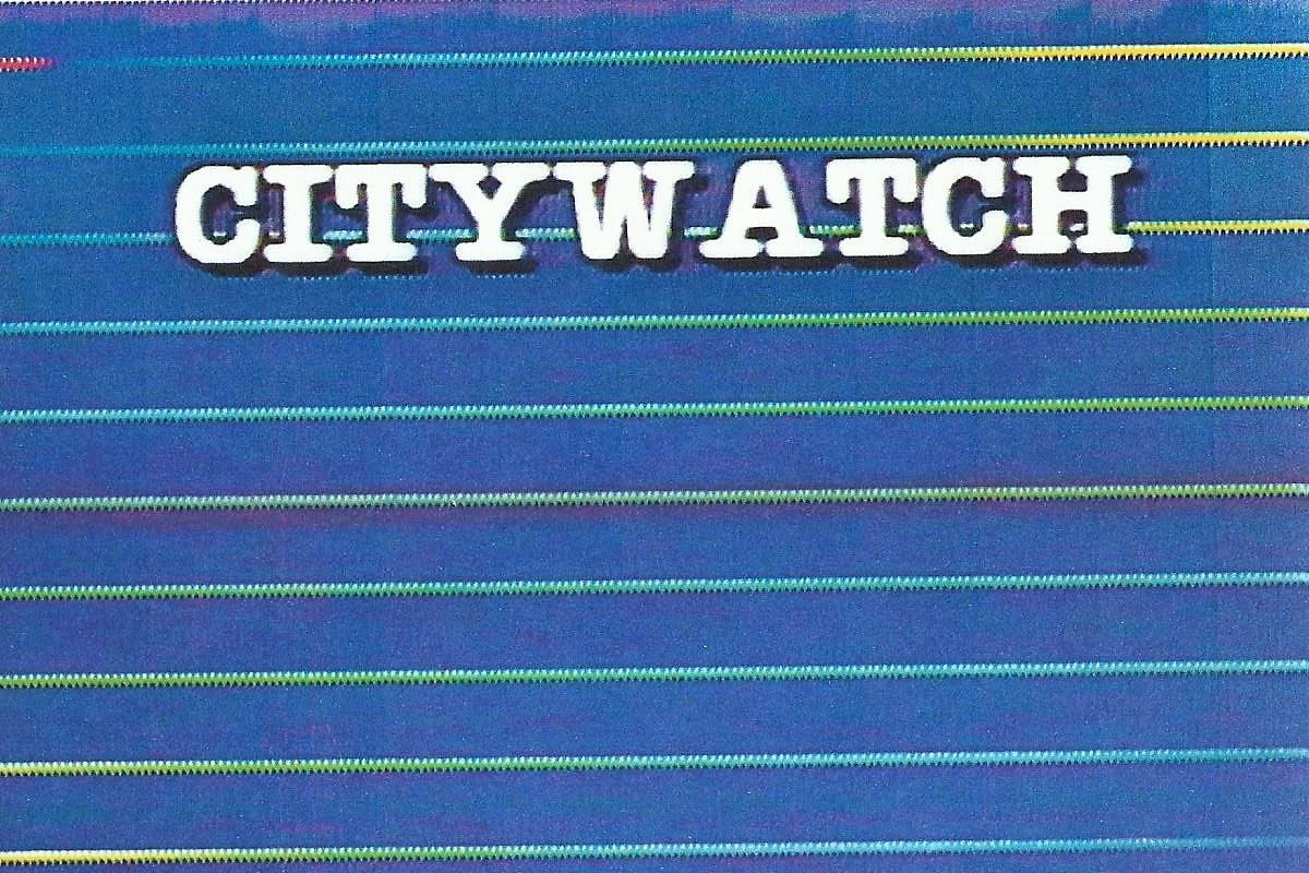Citywatch on the air