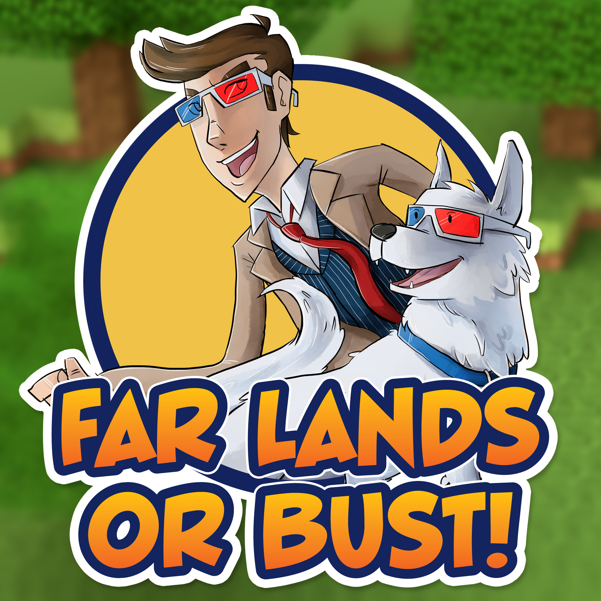 Far Lands or Bust - #508 - Tormented Pink Sheep