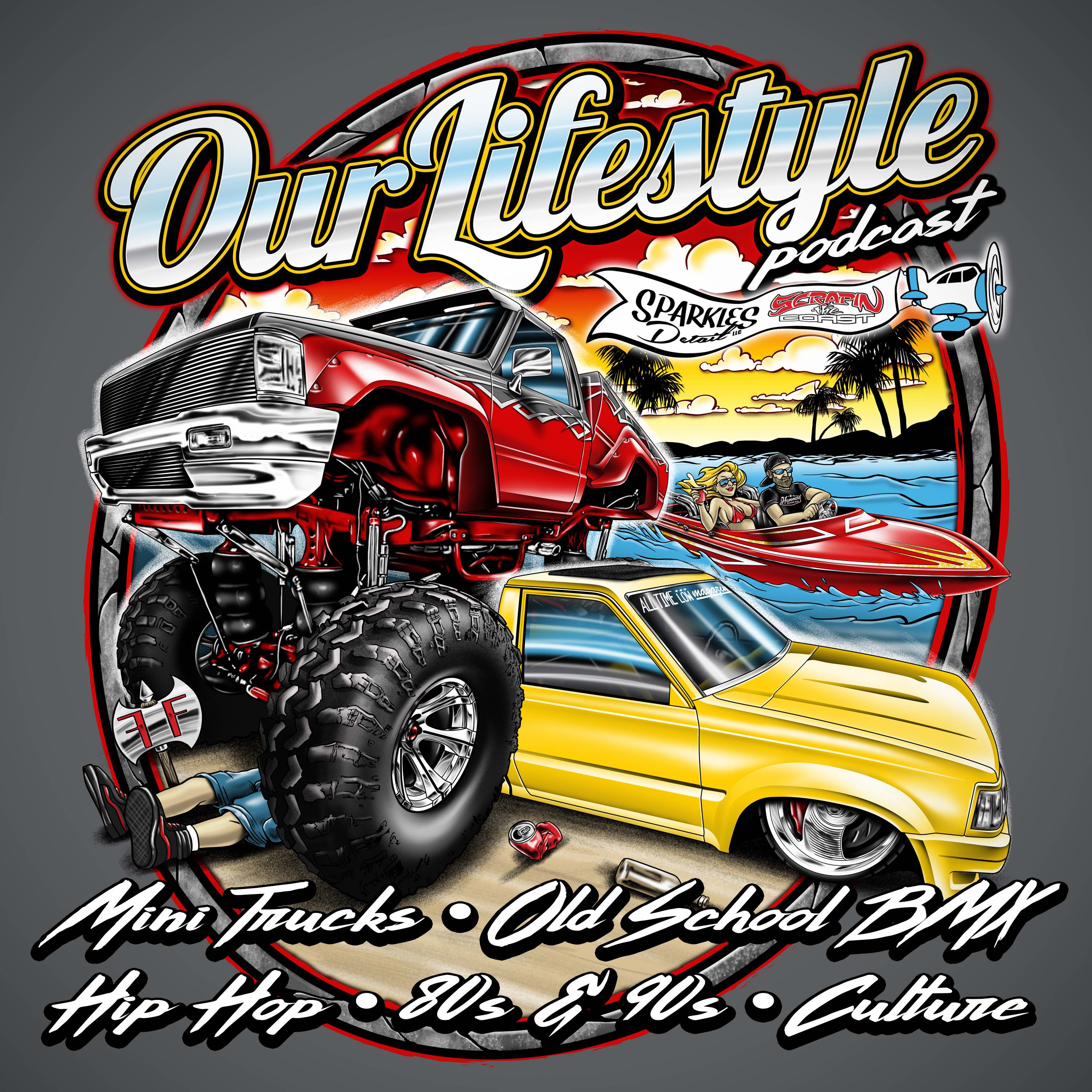 Our Lifestyle Podcast (OLP)