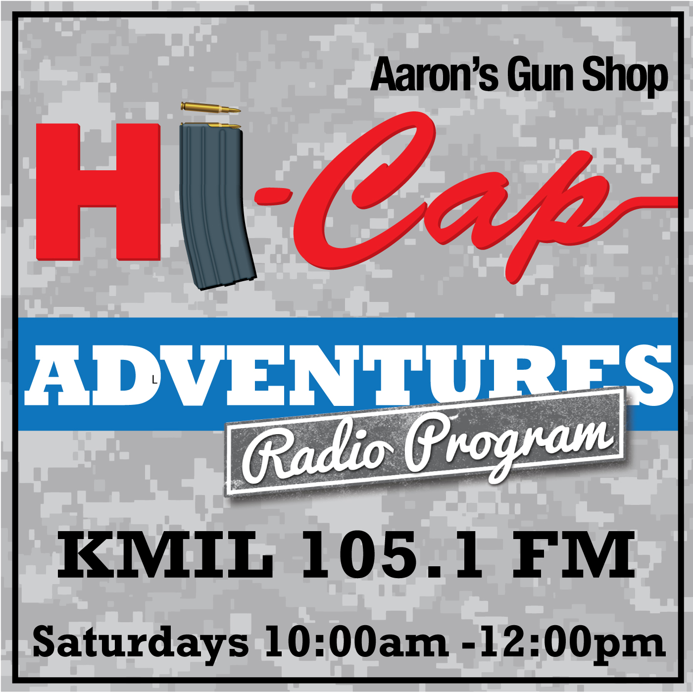 Hi-Cap Adventures Radio