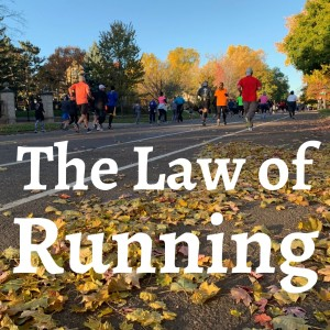 The Law of Running